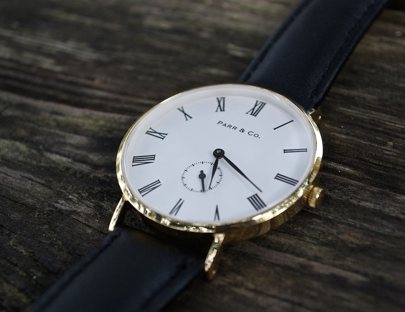 Parr co watches for every occasion gadget flow for Watches for men