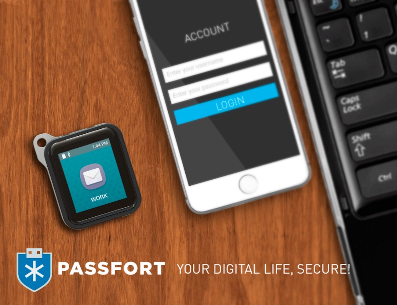 Passfort – Secure Keychain for All Your Passwords