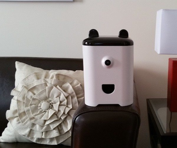PetBot – Pet Camera and Treat Dispenser