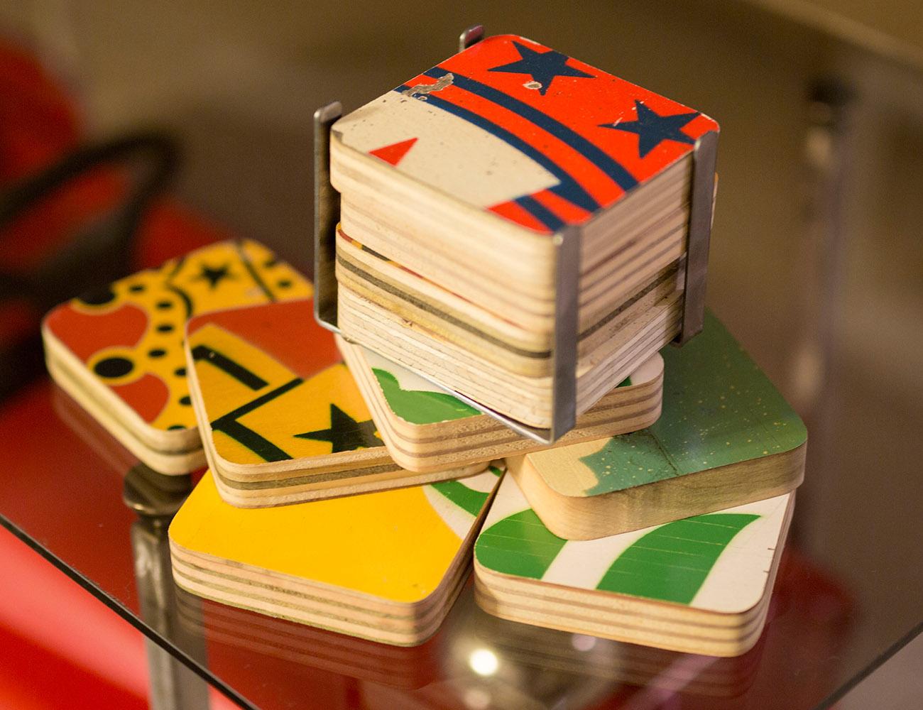 Pinball Coasters