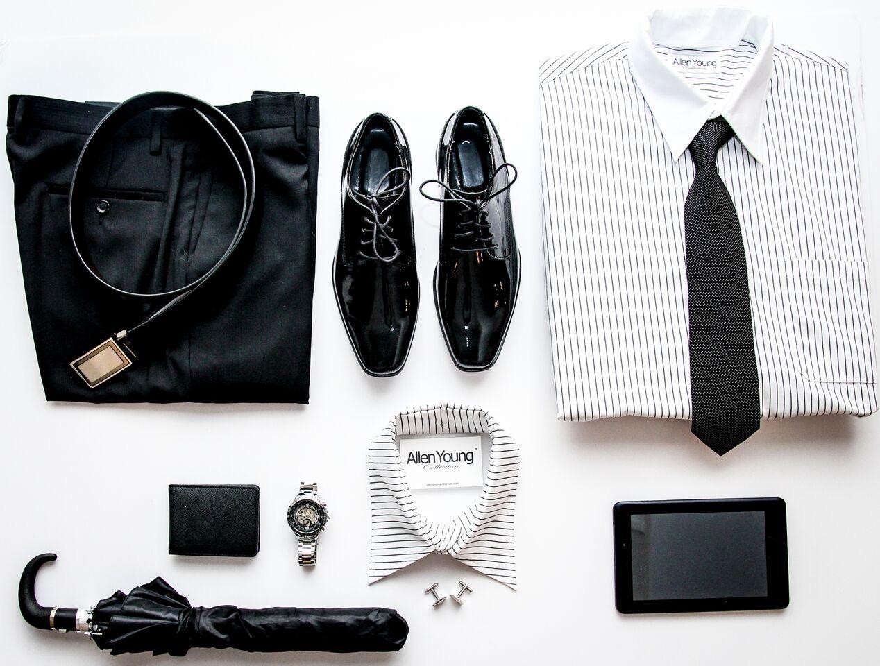 Allen Young Collection – Advanced Men's Dress Shirts