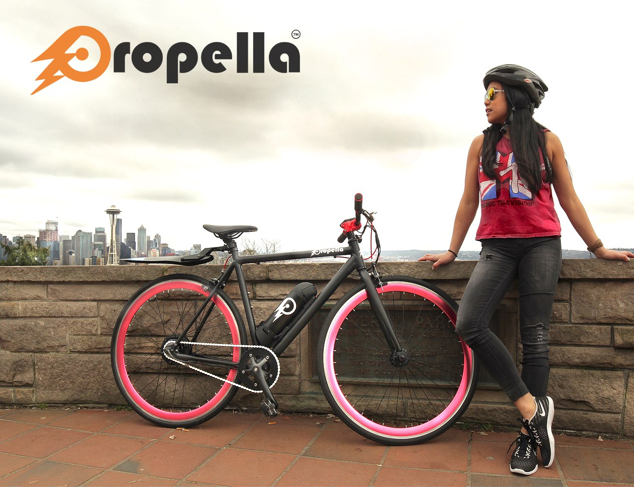 Propella Electric Bike