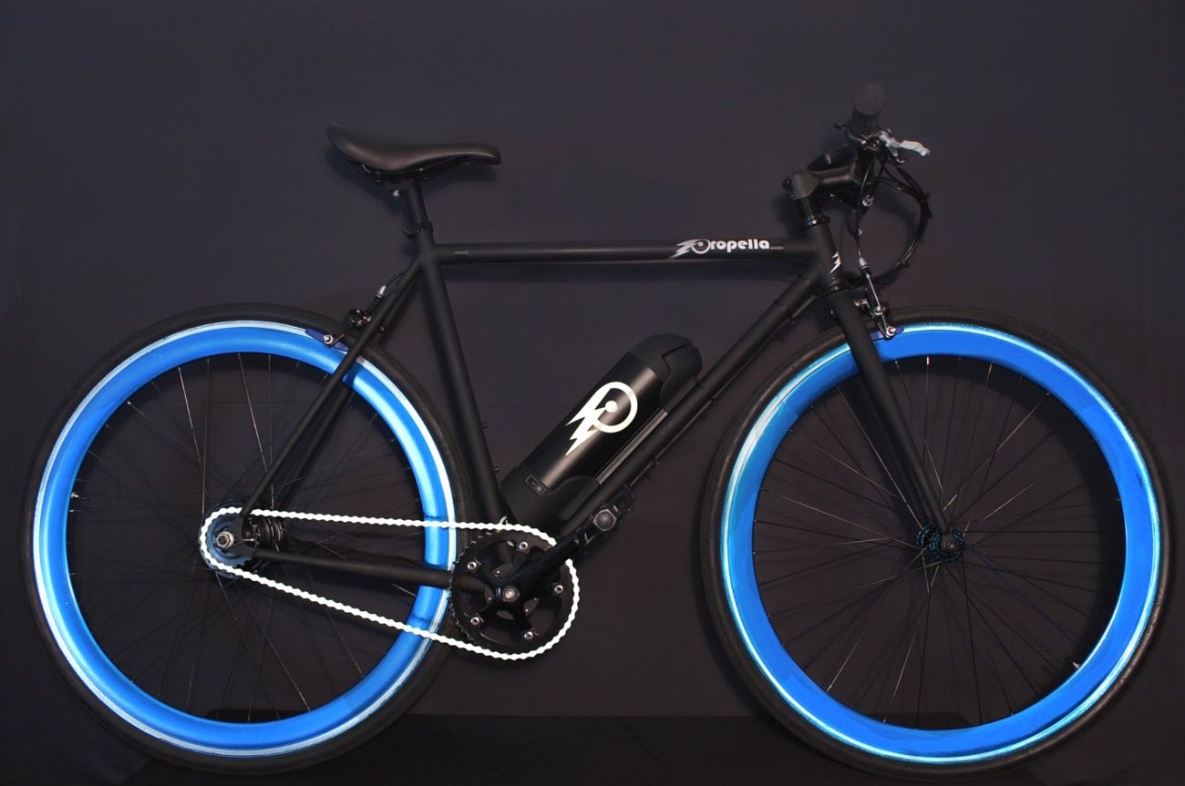 Propella Electric Bike 187 Gadget Flow