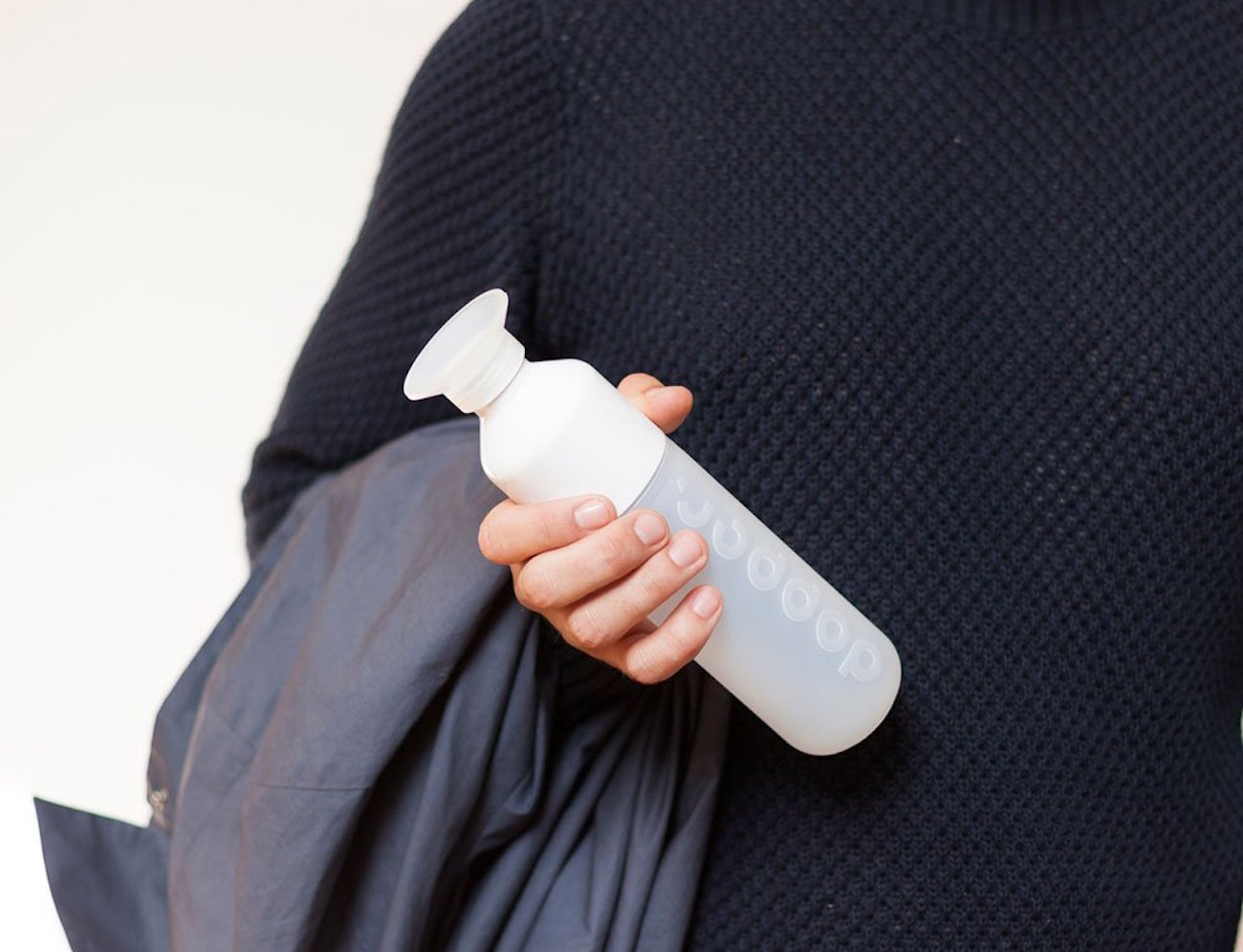 Reusable Two-In-One Bottle and Cup by Dopper