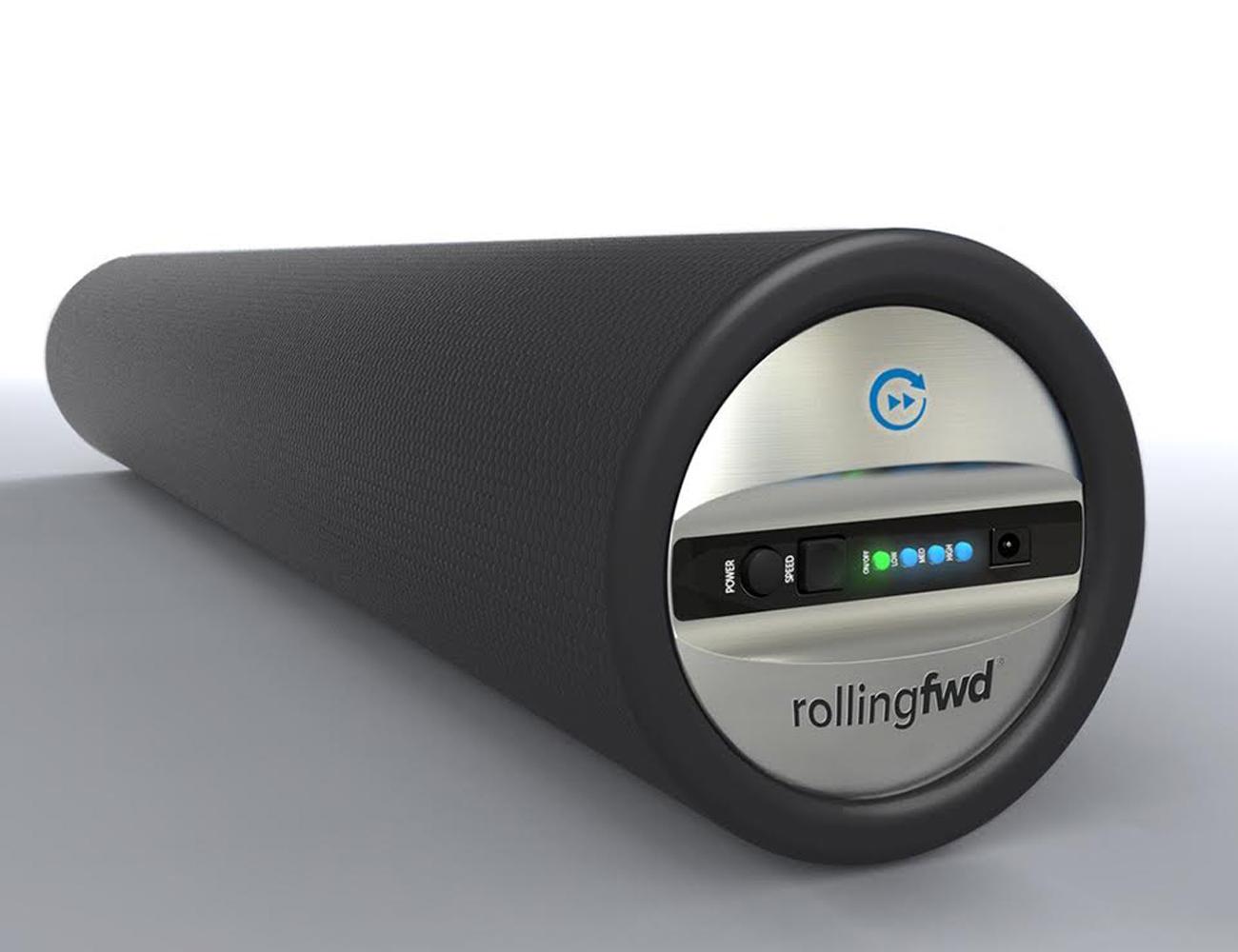 RollingFWD High-Tech Vibrating Foam Roller