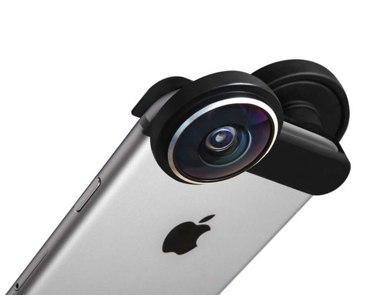 SHOT – Turn Your iPhone Into A Virtual Reality Camera