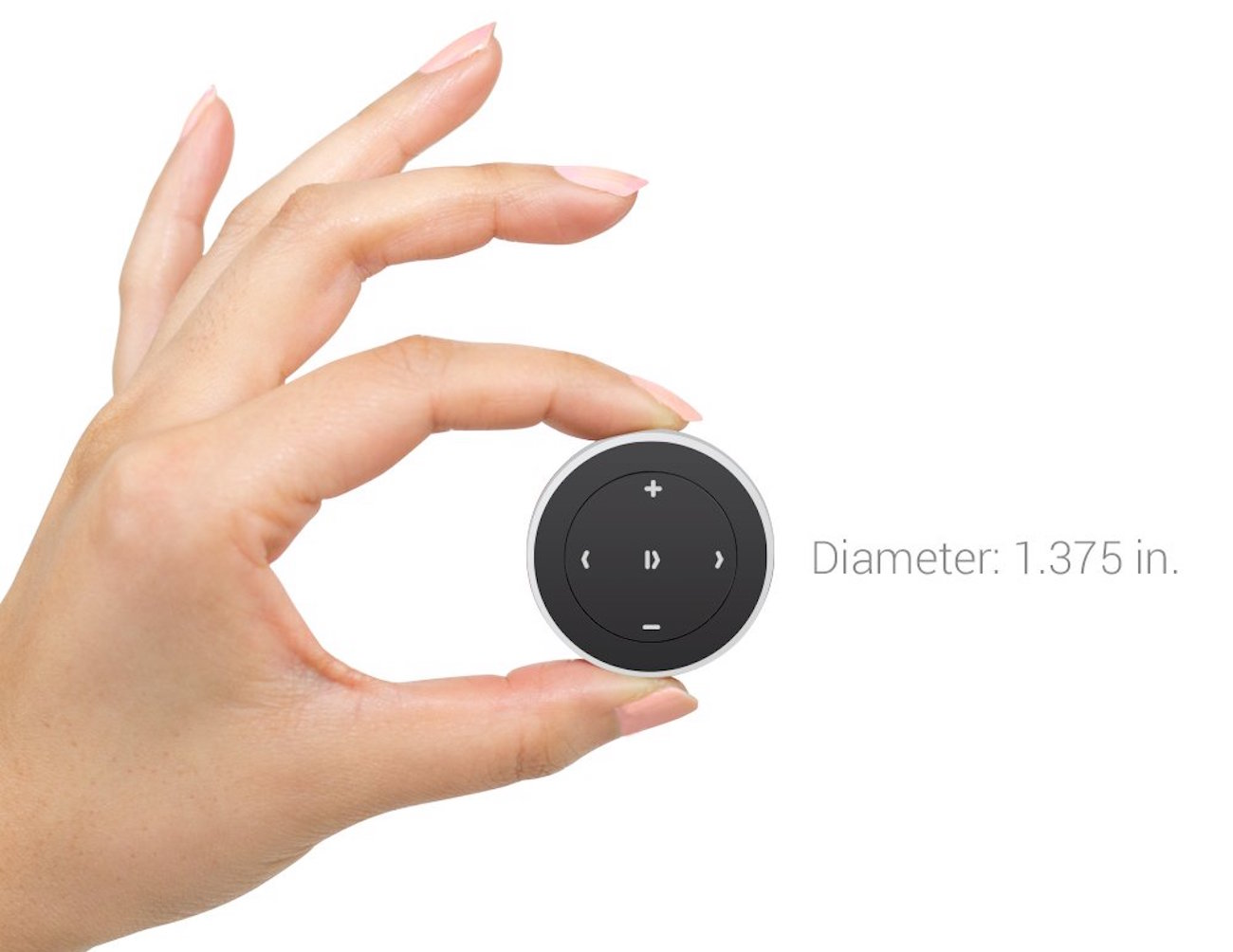 Bluetooth Media Button by Satechi