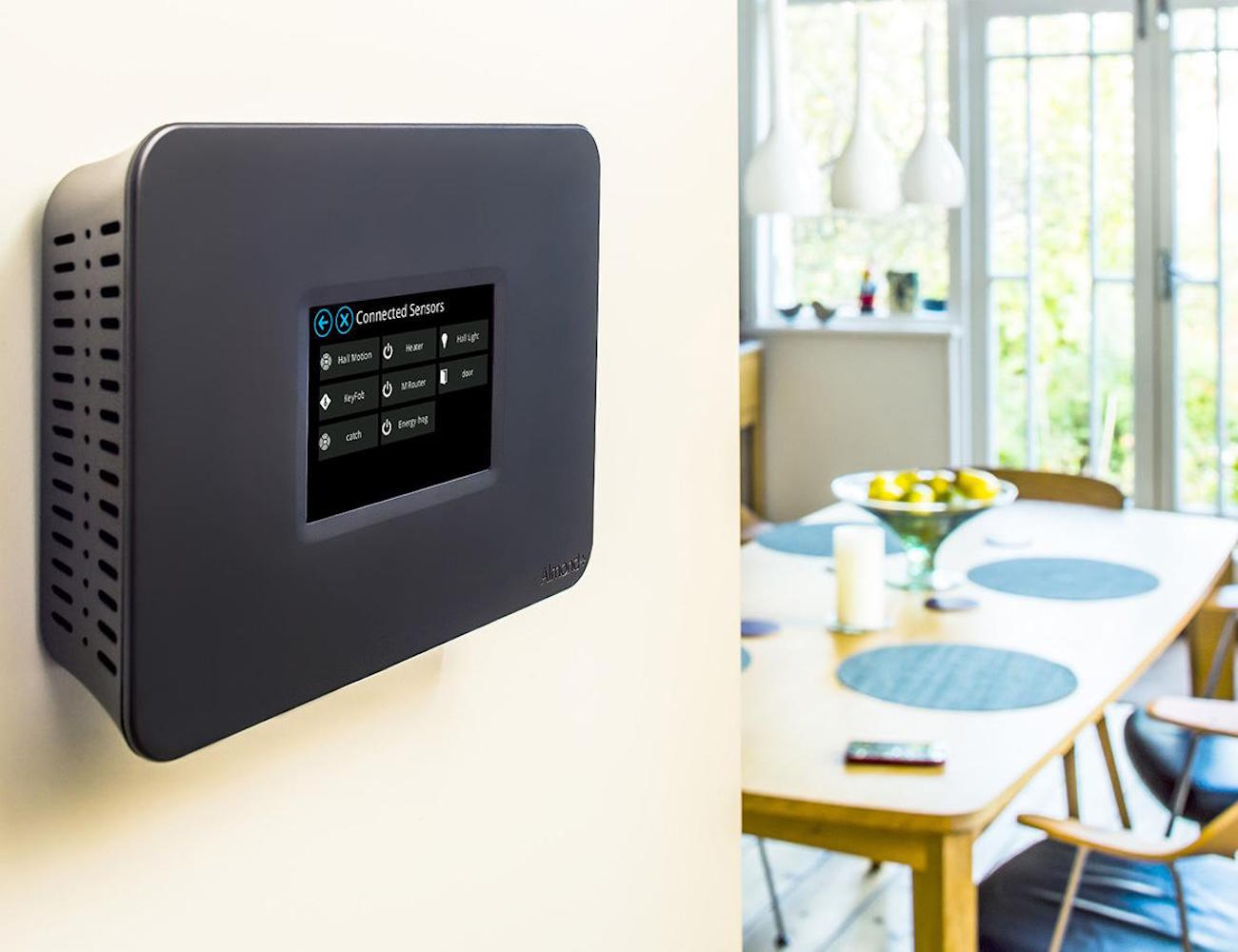 Securifi+Almond+%E2%80%93+The+Most+Intuitive+Router+And+Home+Automation+Hub