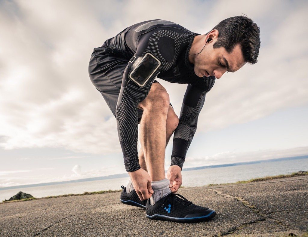 Sensoria - Smart Socks to Track Your Running 02
