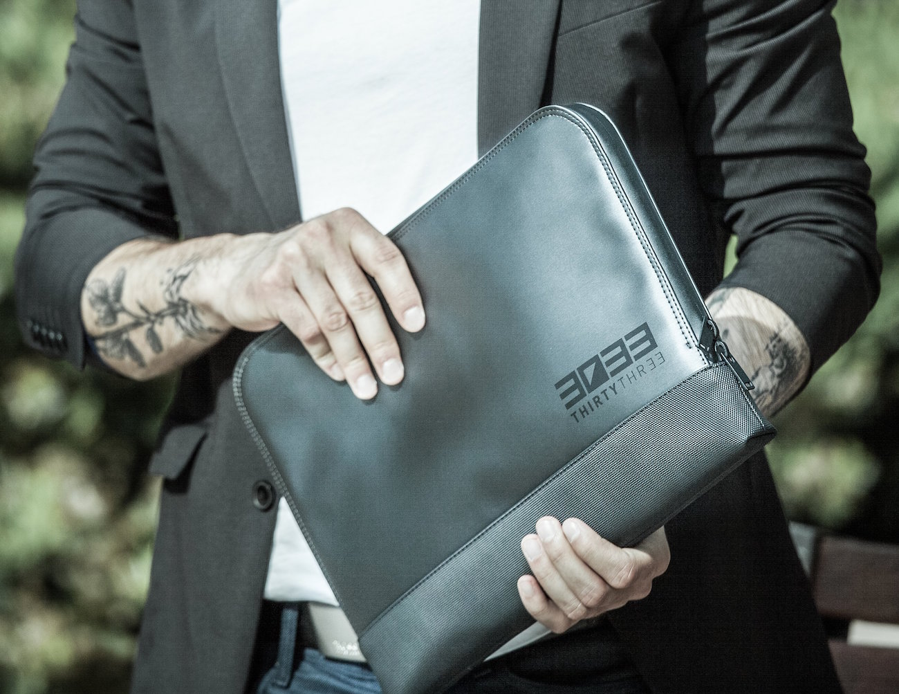 Shock-Absorbing Laptop Sleeve by 3033