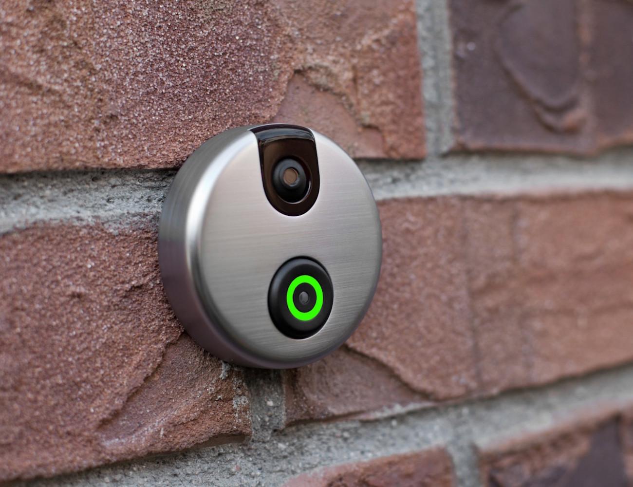 SkyBell – Wi-Fi Video Doorbell