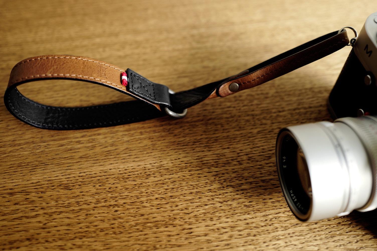 Hard Graft Slide Camera Wrist Strap