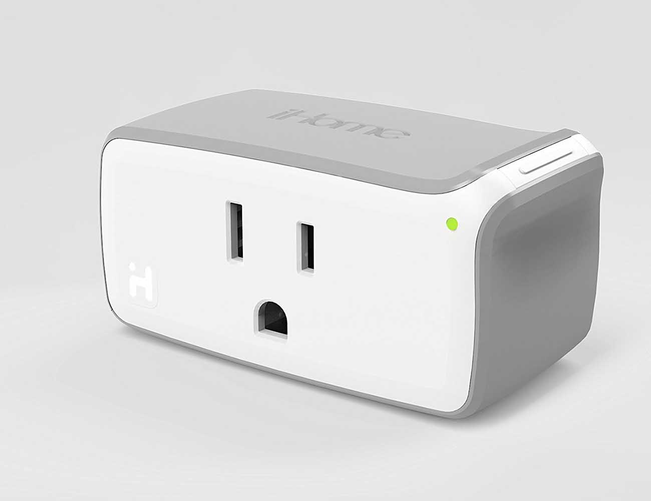 SmartPlug – WiFi Enabled Wall Plug from iHome