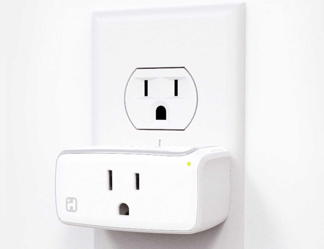 SmartPlug – WiFi Enabled Wall Plugfrom iHome