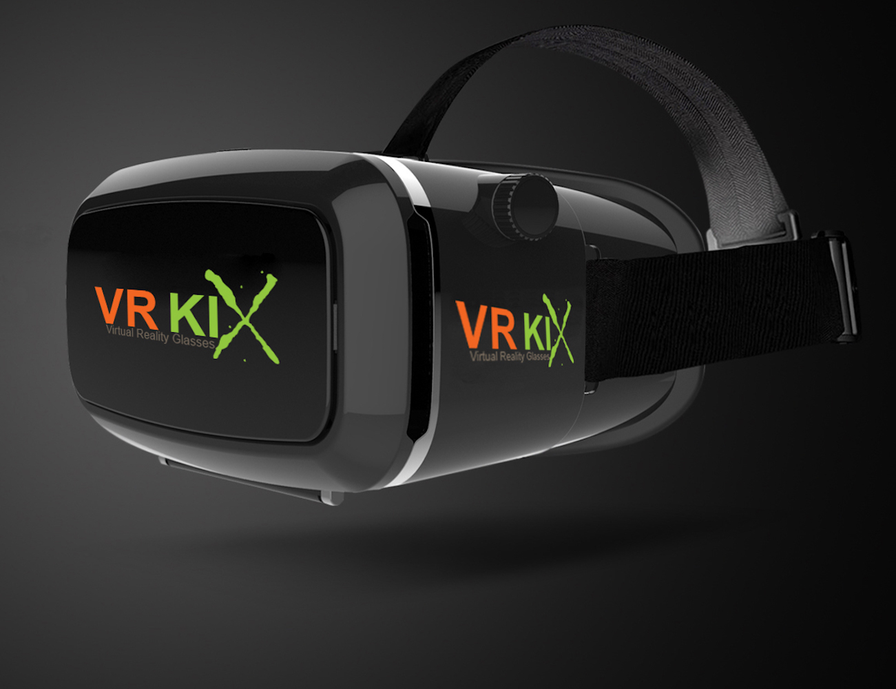 Smartphone-Enabled Virtual Reality Headset by VRKiX