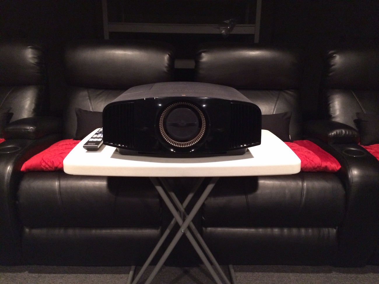 Sony 4k 3d Sxrd Home Theater Gaming Projector Review 187 The