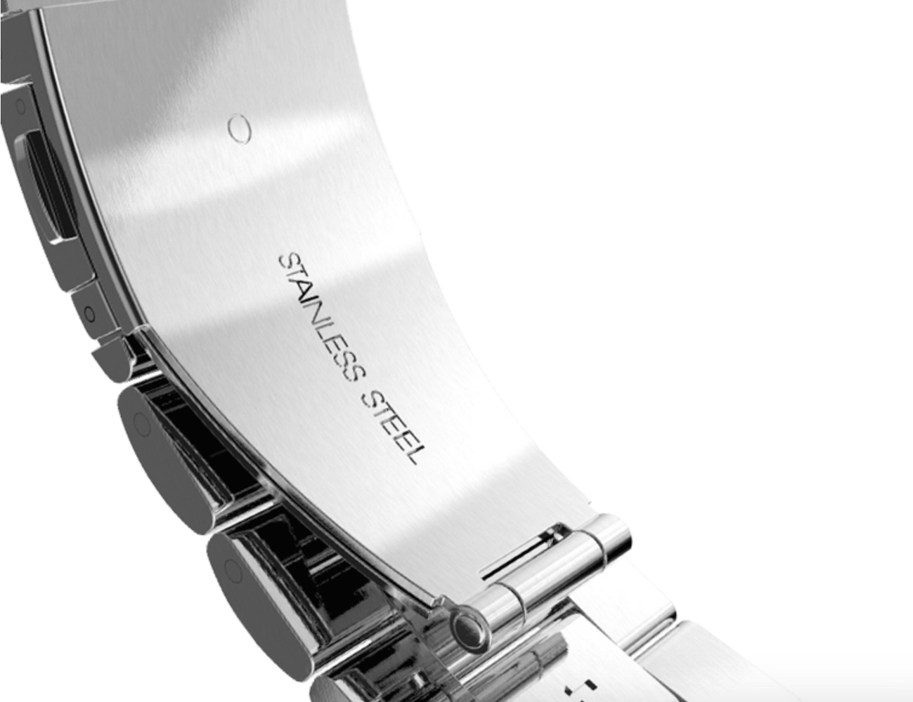 Stainless Steel Band for Apple Watch by Hoco.