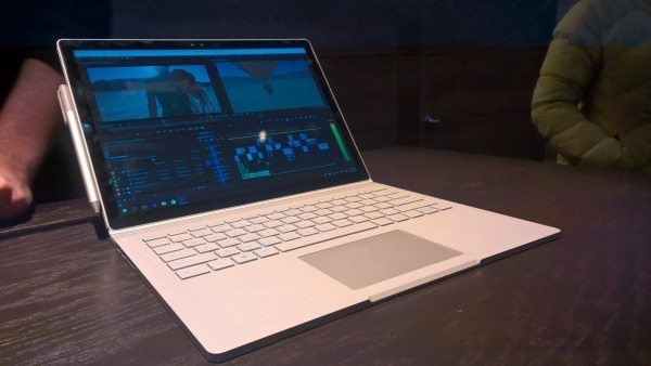 Microsoft Surface Book: The First Microsoft Laptop Ever