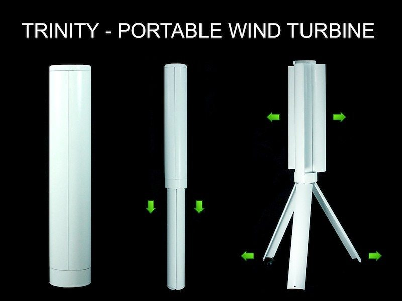 portable wind machine