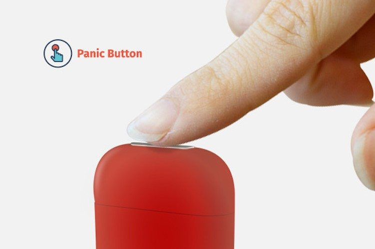 TAG – The GPS Tracker with Functional Design & Style