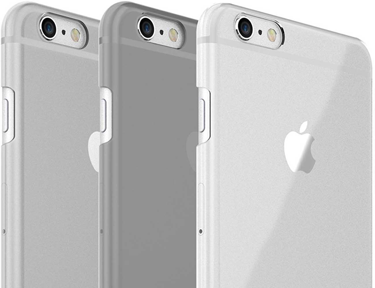 TENC – Self-Healing iPhone 6S Case by Just Mobile