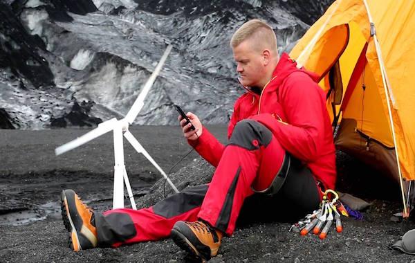 Trinity Wind Turbine: Harness the Power of Natural Wind