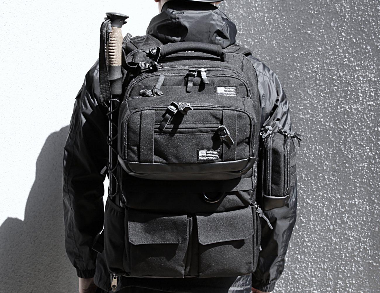 Eshena Tactical City Pack 187 Gadget Flow