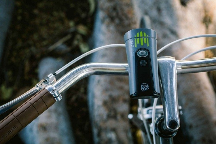 Taz 1500 Mad Wolf All-In-One Bike Light