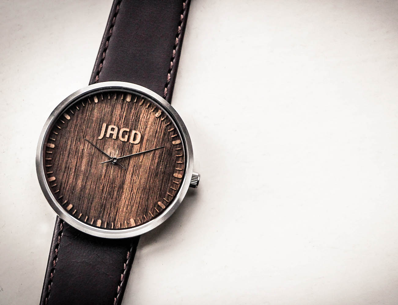 The Østerbro Series by JAGD Watches – Precision Made Using Laser Technology