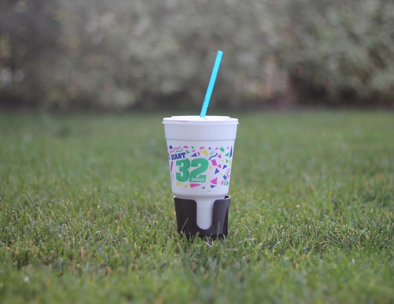 The Drink Spike – The Cup Holder For Practically Anywhere