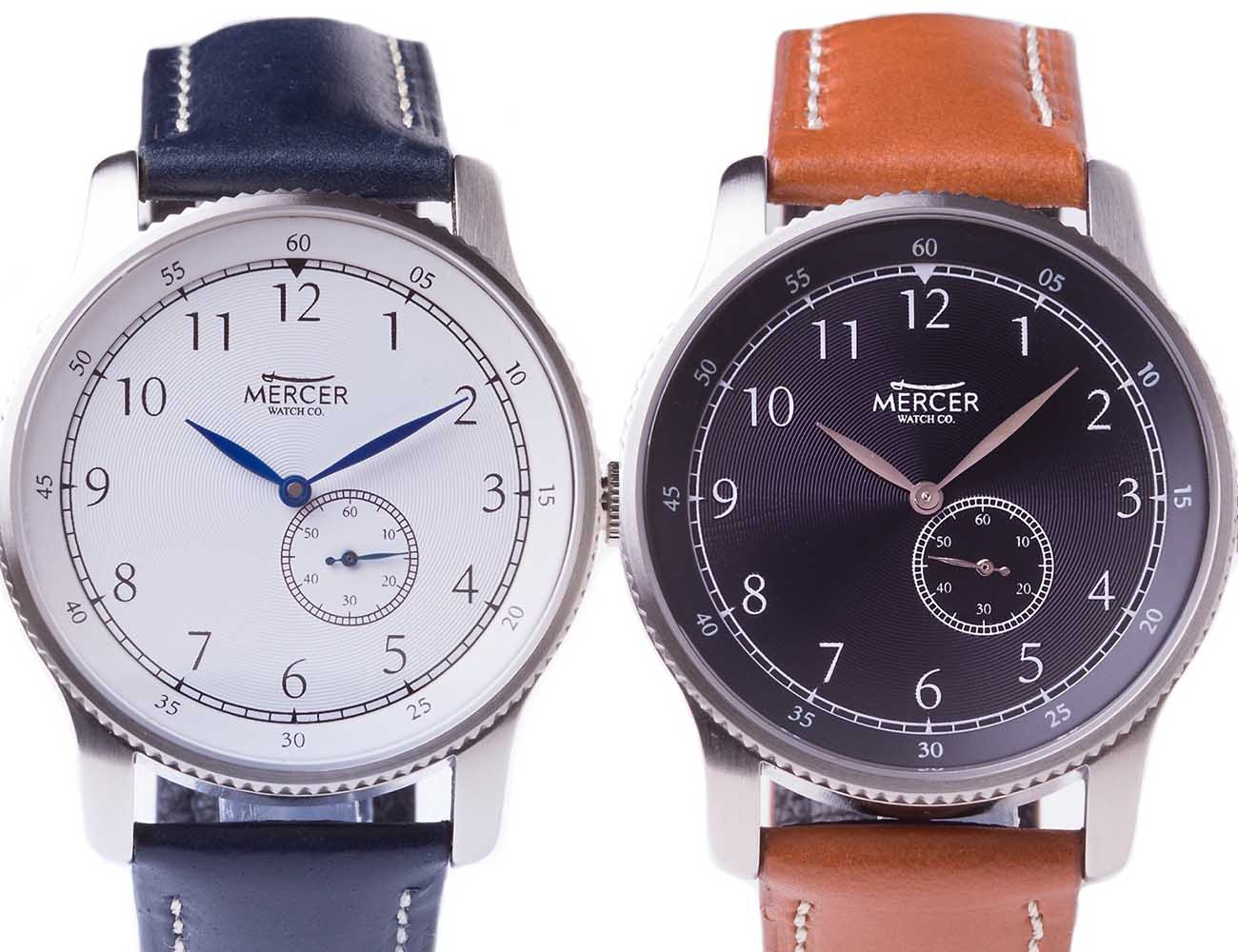 The Privateer And Voyager Automatic Watches