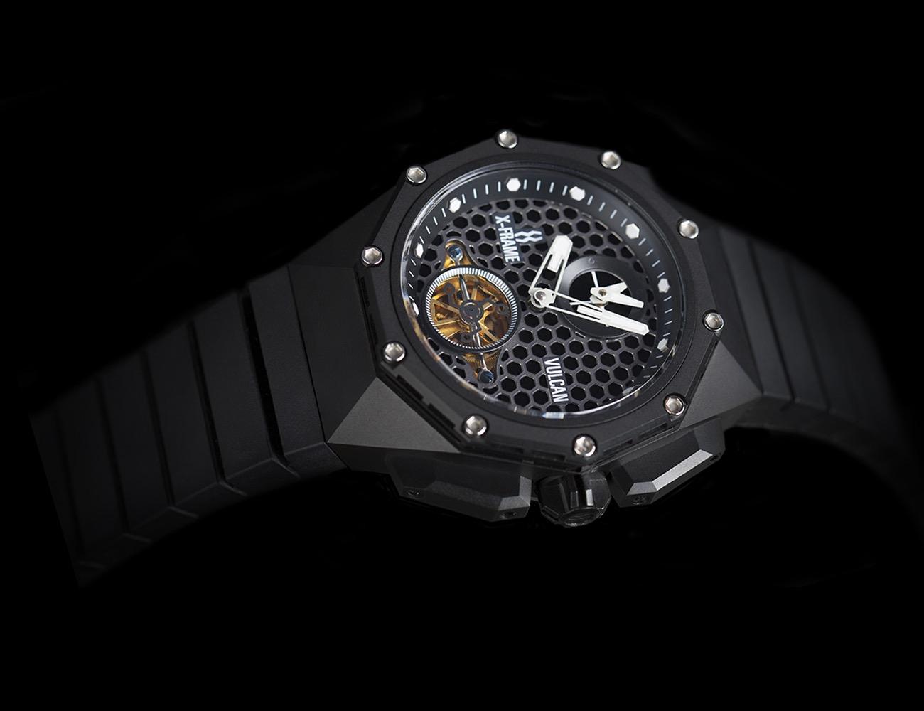 The+X-Frame+Mechanical+Watch
