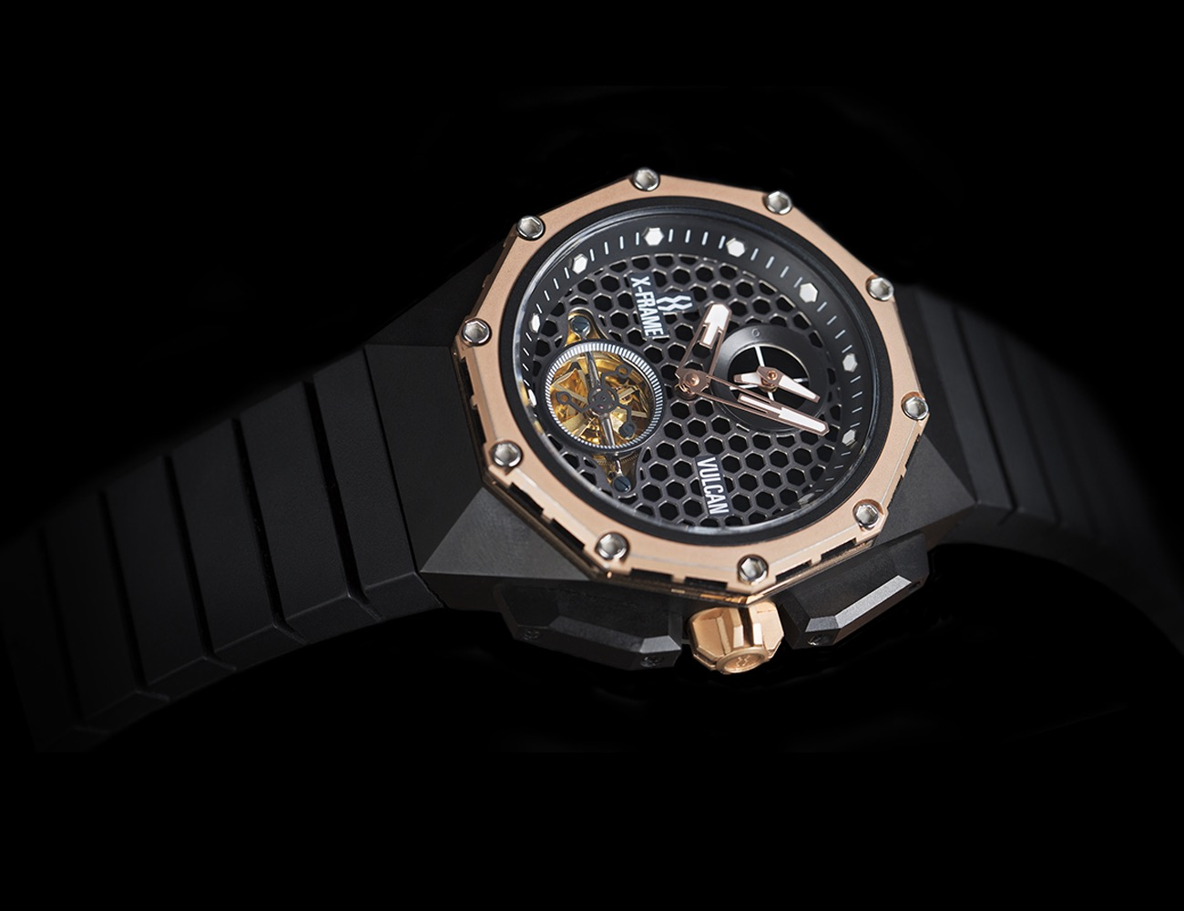 The X-Frame Mechanical Watch
