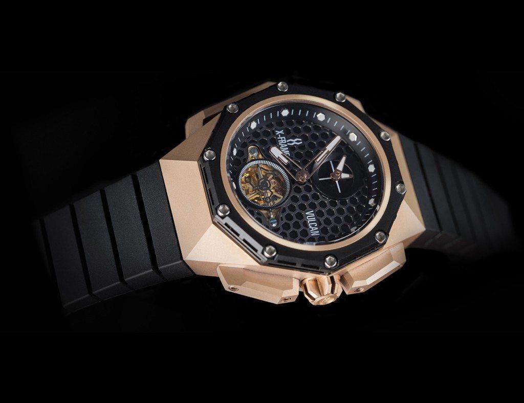 The X-Frame Mechanical Watch 03