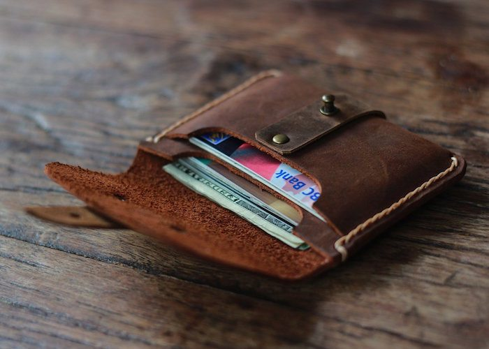 Treasure Chest Credit Card Wallet by JooJoobs