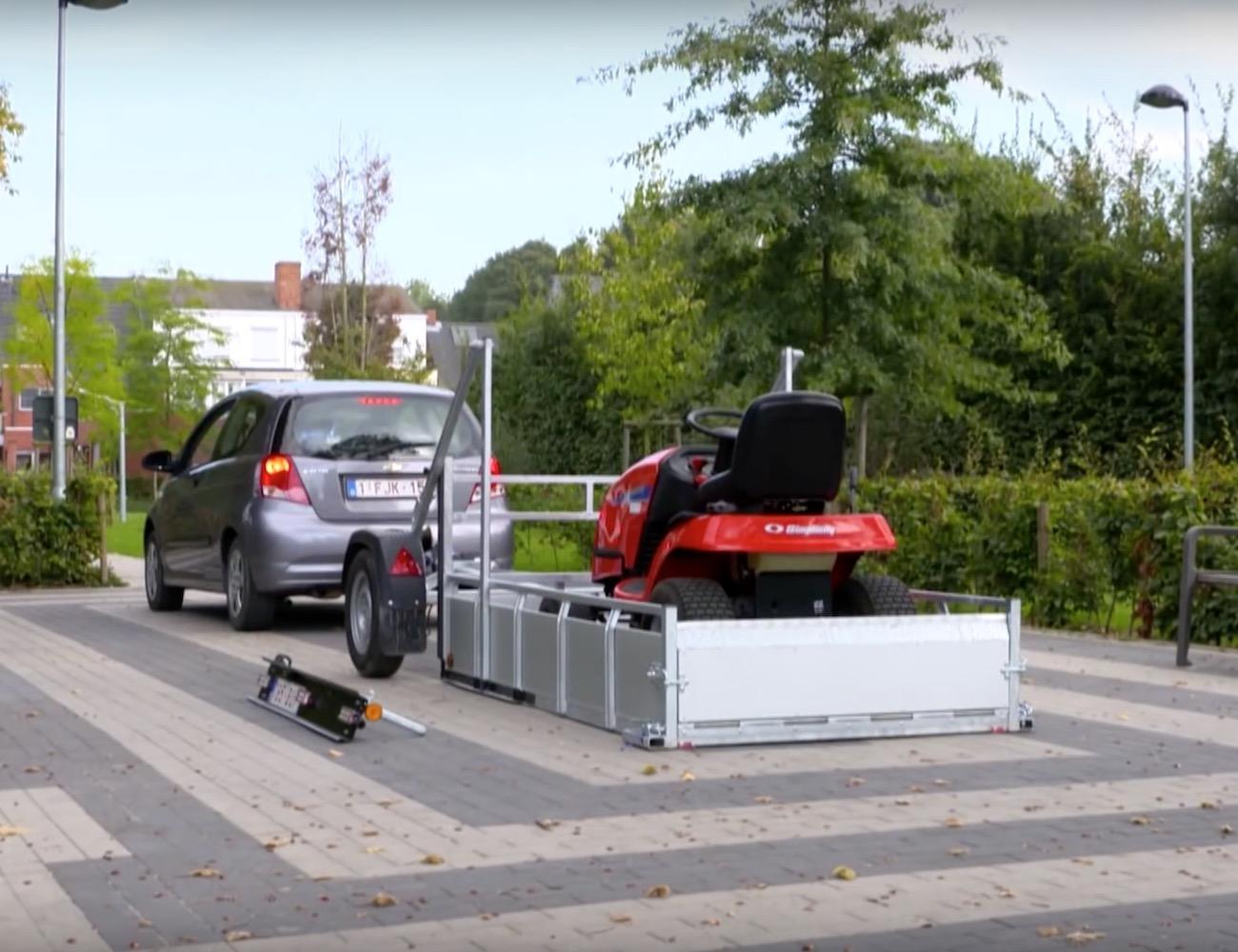 Trimork, Revolutionary Trailer & Container System