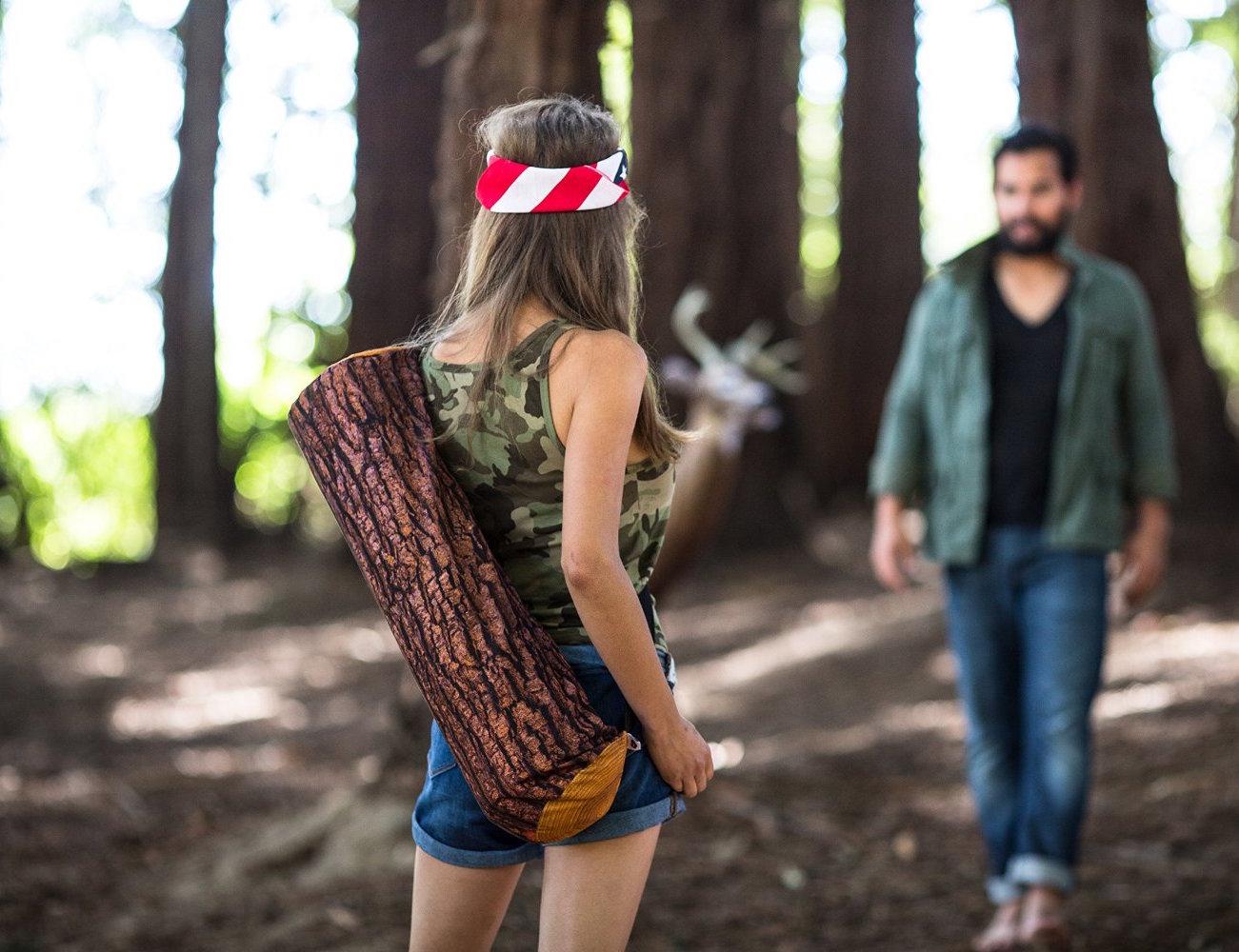 Unique Yoga Mat Bags by Brogamats