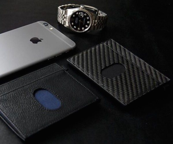 Urban+Slim+Wallet+2.0+RFID+Protection+Carbon+Fiber+Edition
