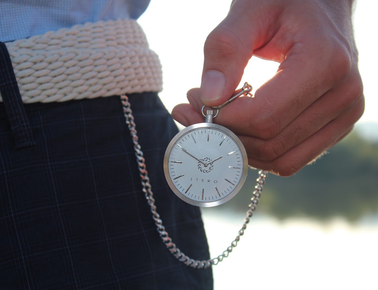 Itero – Pocket Watches Are Back