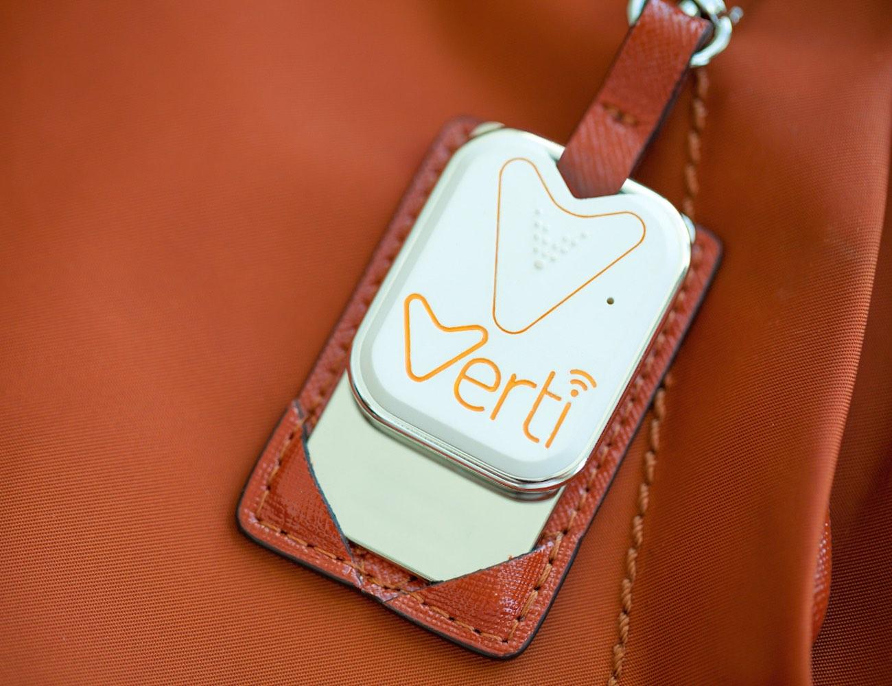 Verti – The Multi-Use Bluetooth Tracker