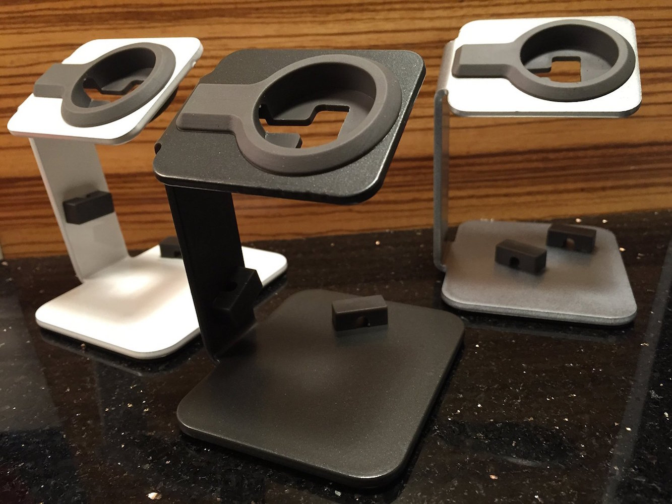 WatchDock Steel – Apple Watch Charging Station by Ratio Product Lab