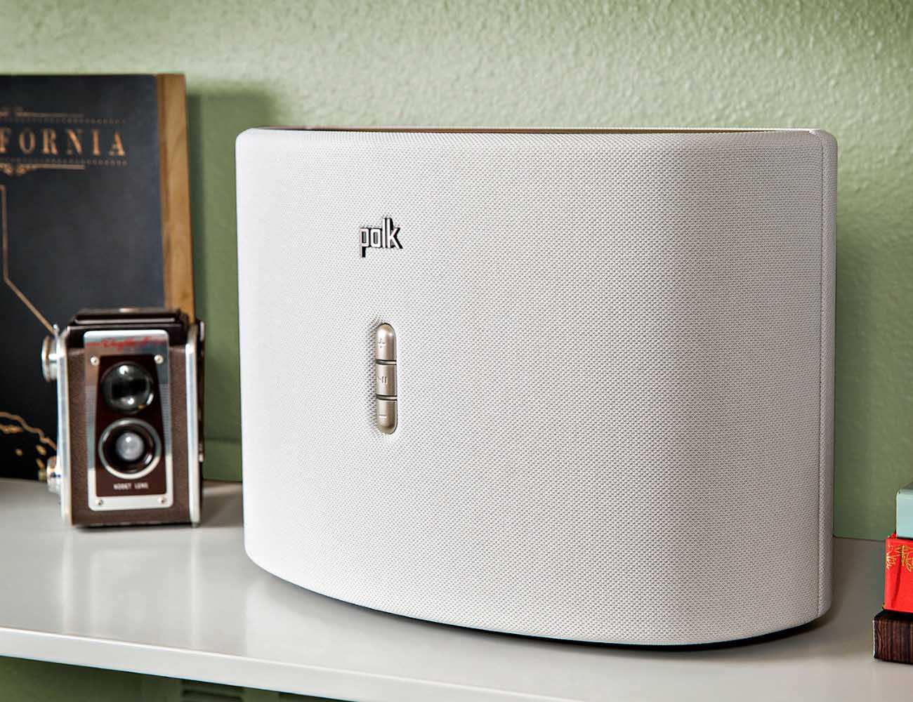 Wireless Omni S6 Stereo from Polk Audio