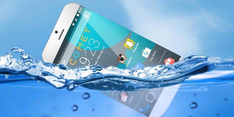 Comet Floating Smartphone