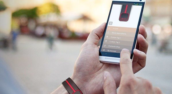 EndlessID NFC Wearables are Sleek and Perfect For Your Smart Lifestyle