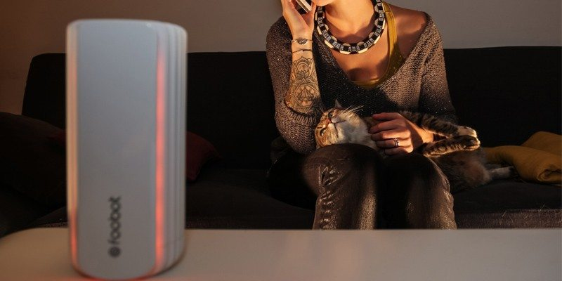 Foobot Indoor Air Pollution Tracker