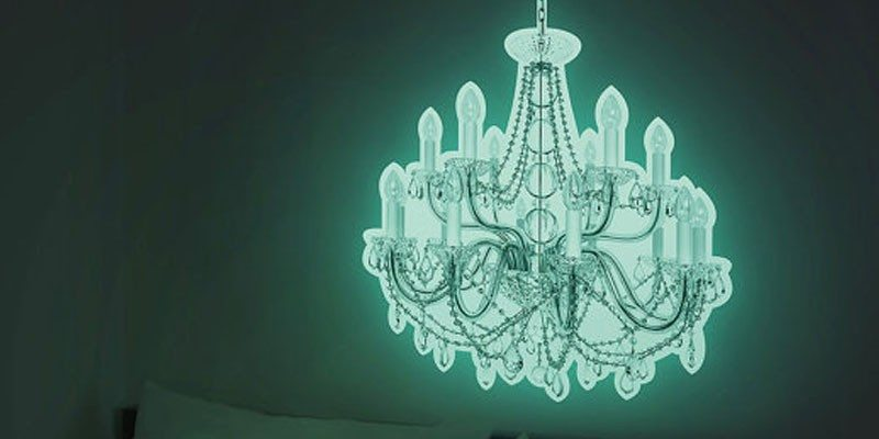 Crystal Palace Luminous Chandelier