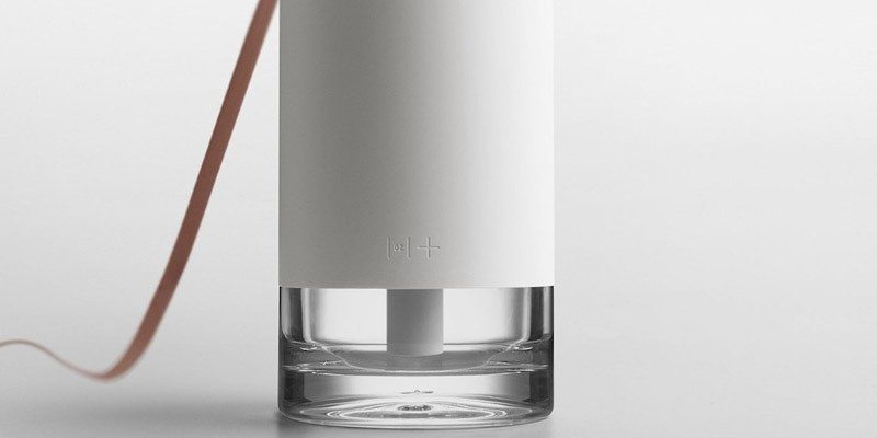 Minimally Designed USB Powered Bottle Humidifier