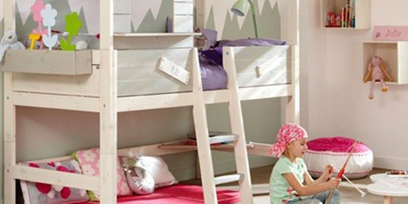 Life House High Kids Bed