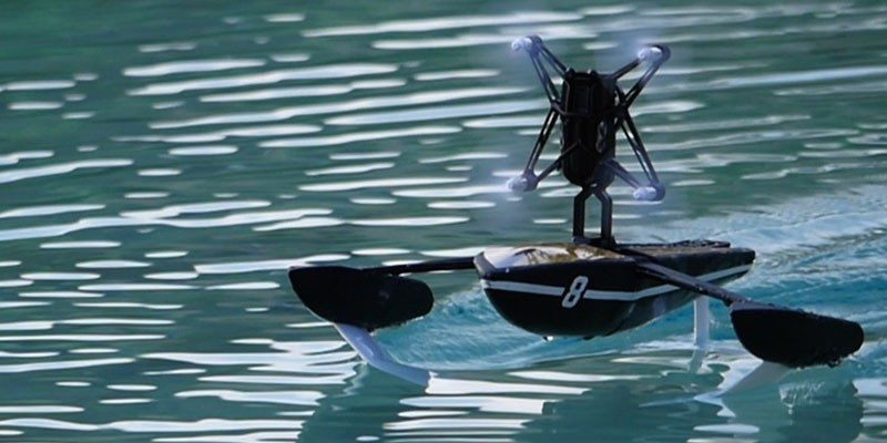 Hydrofoil Drone by Parrot