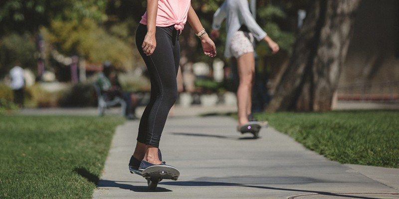 Hoverboard Personal Electric Mobility on Kickstarter